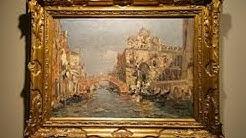 Venezia - Ca' Rezzonico il museo del settecento veneziano