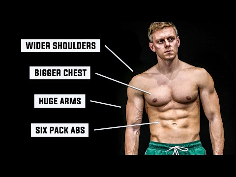 How to Build MORE MUSCLE in 6 Weeks!