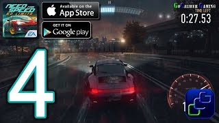 NEED FOR SPEED No Limits Android iOS Walkthrough - Part 4 - Underground: Chapter 2: Evolution