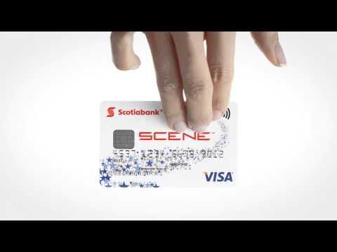 The SCENE®* VISA* Card