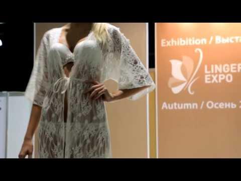 Показ Мод Кружевное Нижнее Женское Белье 2015 V I P A  Lingerie EXPO