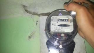 видео Неодимовый магнит для счетчика электроэнергии