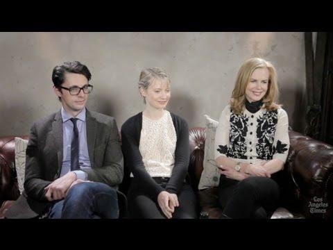 Nicole Kidman, Matthew Goode, Mia Wasikowska on 'Stoker': Sundance Film Festival