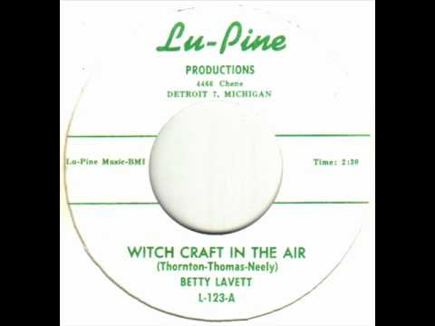 Betty Lavett - Witch Craft In The Air.wmv