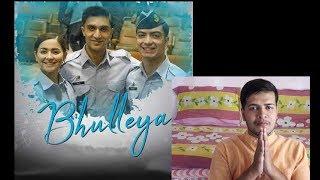 India Reacts on Bhulleya  Video Song Reaction  Hania   Mustehsan   Azaan   Parwaaz Hai Junoon