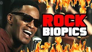 Películas basadas en bandas y estrellas de Rock