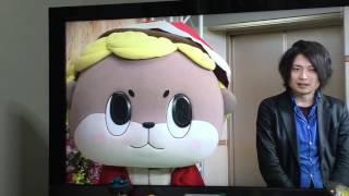 しんじょう君-さんさんテレビ みんなの高知2016(2016.12.25)