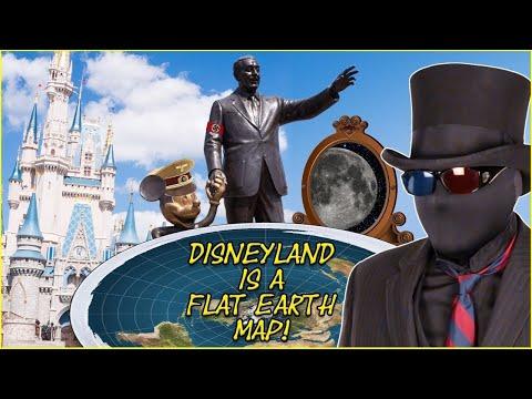 Disneyland Proves Flat Earth! ???? thumbnail