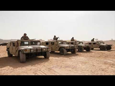 نشيد القوات المسلحة الملكية المغربية.