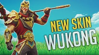 FORTNITE NEW *LEGENDARY* SKIN WUKONG - Fortnite Battle Royale WTF & Funny Moments Episode. 97