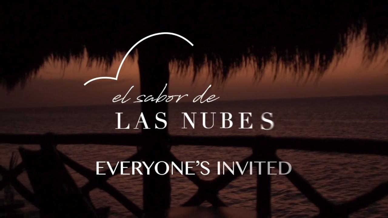 El Sabor de las Nubes, everyone is invited