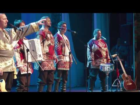 Ансамбль народной музыки ВАТАГА Княжий остров