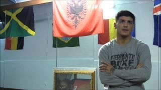 Intervista ad Orial Kolaj