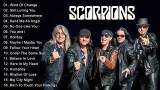 O melhor de Scorpions  coleção Album completo