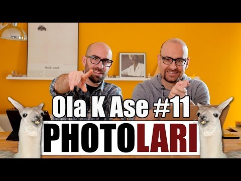 Ola K Ase, Photolari: Capítulo 11