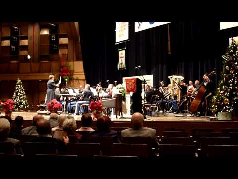 "The United States Army Europe Band "" Weihnachtskonzert "" Karlsruhe 2009"