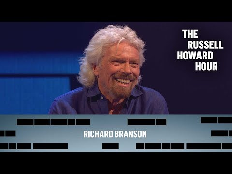 Richard Branson on Virgin and the NHS