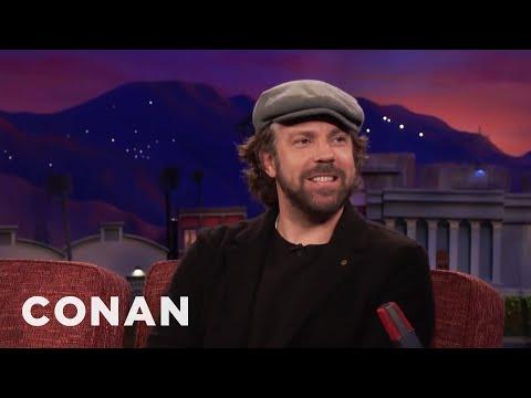 Jason Sudeikis Has No Sense Of Smell  - CONAN on TBS
