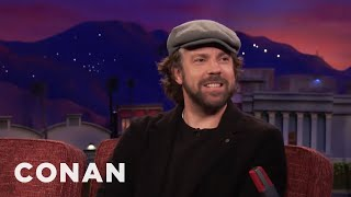 Jason Sudeikis Has No Sense Of Smell  - CONAN on TBS