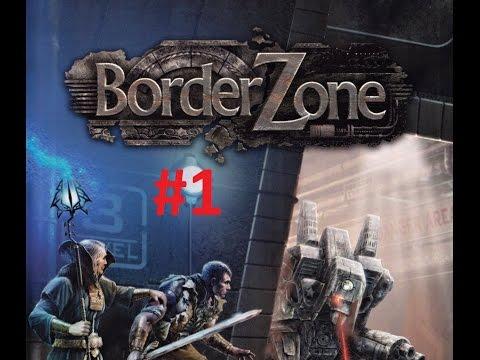BorderZone (Пограничье) - 1 [BLIND] [RUS]