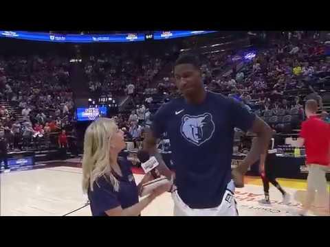 Jaren Jackson Jr. Drop 29 Points In His 2018 NBA Summer League Debut!