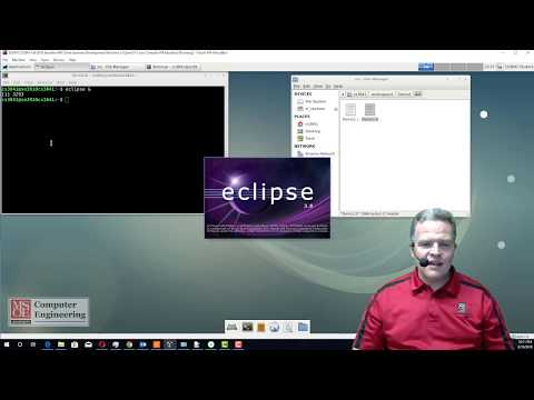 Importing C Code Files Into Eclipse