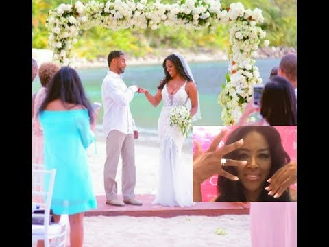 'Break The Internet:' Kenya Moore Marriage