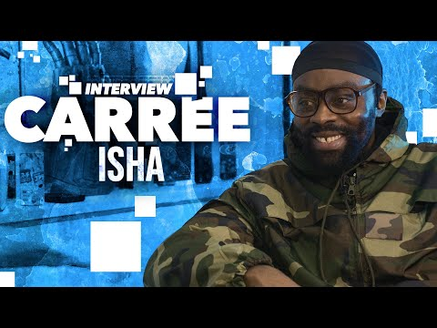 Youtube: Interview Carrée ISHA : Les ignorants du net, le Congo, son nouveau projet, le sport…