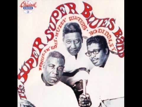 Muddy Waters, Bo Diddley, Little Walter - I Just Want To Make Love To You