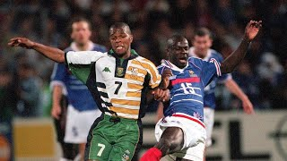 Quinton Fortune recalls Bafana Bafana's World Cup debut