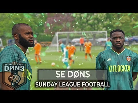 SE DONS vs HATCHAM | Sunday League Football