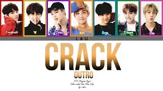 Video BTS (防弾少年団) - 'OUTRO: CRACK' (Kang|Rom|Esp) (COLOR CODED) download MP3, 3GP, MP4, WEBM, AVI, FLV April 2018