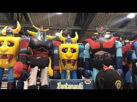 Gaiden: Columbus Toy and Collectible Show 2017 Walkthrough