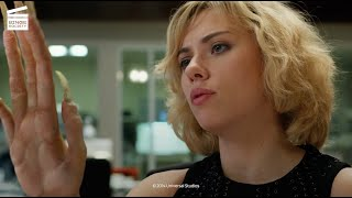 Lucy: Time Is Unity (HD CLIP)