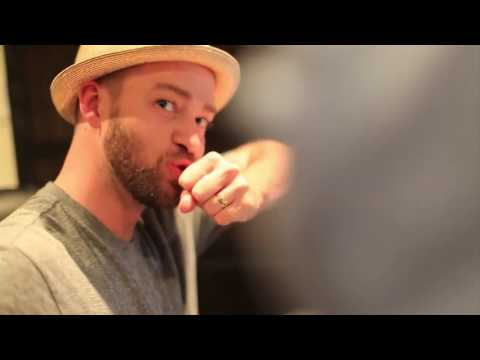 Justin Timberlake Backstage The Book Of Love (Soundtrack) HD