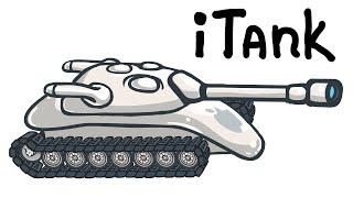 Эппл сделали танк? | Мультики про танки, WOT приколы.