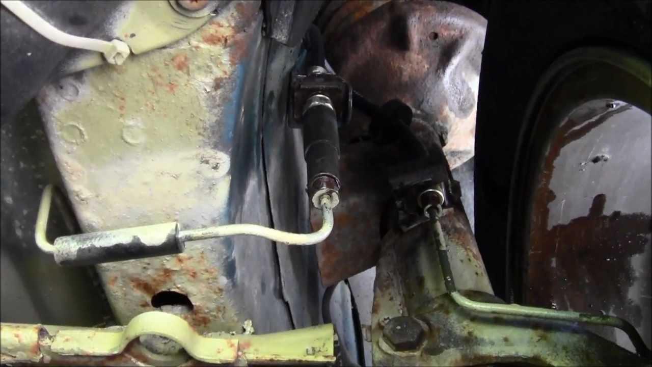 Got Brake Leak? Here's How To Fix  Mercury Mystique Ford Contour 19952000  YouTube