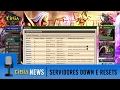 TibiaNews#005 - Servidores DOWN e Resets