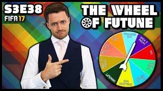 THE WHEEL OF FUTUNE! - S3E38 - Fifa 17 Ultimate Team