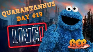 """""""C IS FOR REP GRIND!"""" -  Quarantannus Day #19  -  World of Warcraft Livestream"""