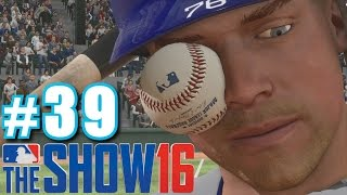 CAPTAIN AMERICA DOES THE IMPOSSIBLE! | MLB The Show 16 | Diamond Dynasty #39 thumbnail