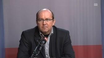 L'invité de la rédaction - Philippe Wanner