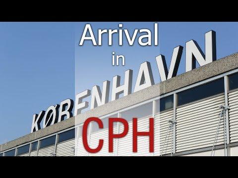 Copenhagen Kastrup Airport  - CPH | Arrival