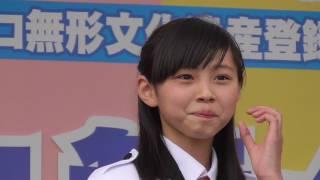 smile 博多どんたく2017 05 04 時間:15:15 場所:港本舞台.