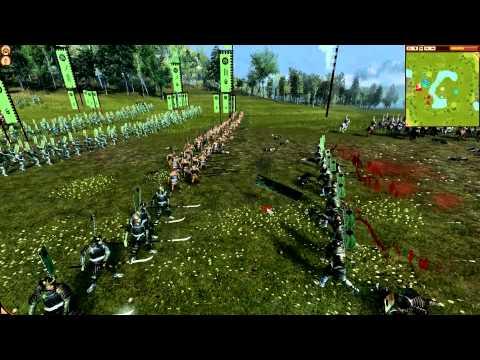 Total War: Shogun 2 Online Battle - Cavalry Gone Wrong |