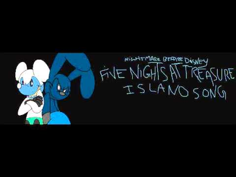 Nightmare Before Disney - Five Nights at Treasure Island SONG Survive the Night [Nightcore]