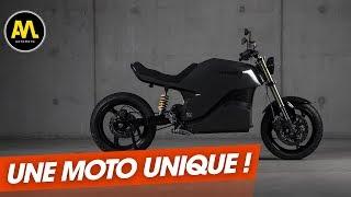 NXT Motors, une moto en carbone et 100% électrique - Le JT de la semaine