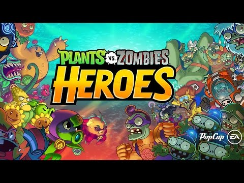 THE MOST REQUESTED GAME ON MY CHANNEL!!! | Plants Vs Zombies Heroes!