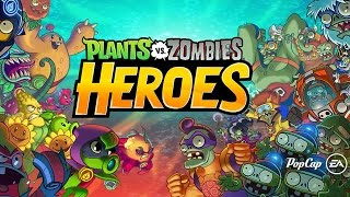 the most requested game on my channel   plants vs zombies heroes