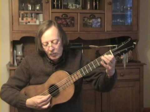 Johannes Brahms - op.49, Nr 4 (Lullaby) - Romantic guitar